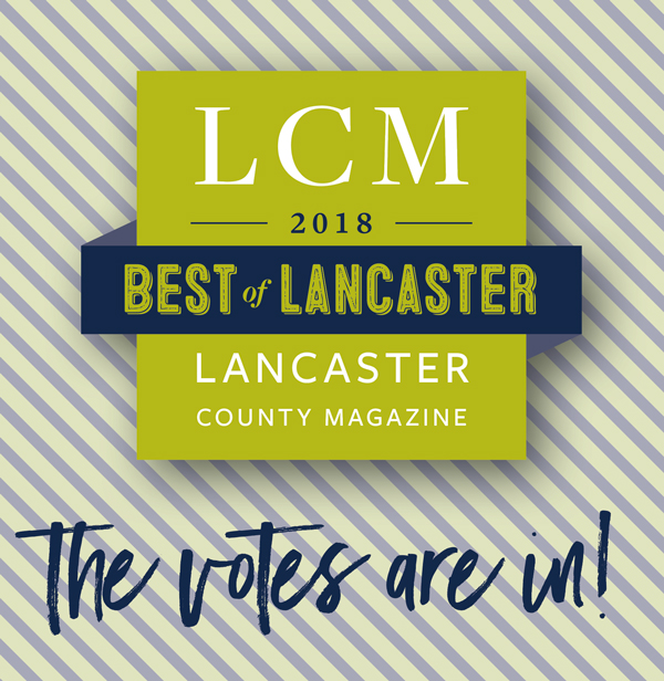 Lancaster County Magazine – Best of Lancaster 2018