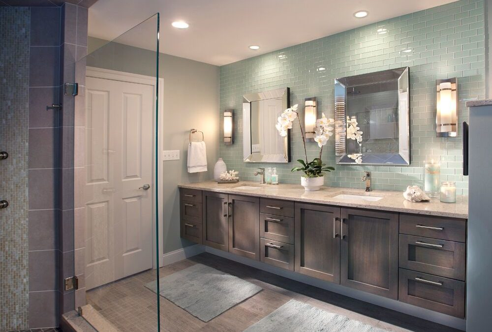 A bathroom remodel can be cost-effective and beautiful.